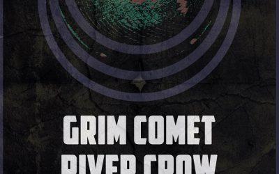 River Crow, Misers y Grim Comet en la Sala Recycle de Córdoba