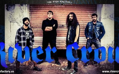 River Crow ficha con The Fish Factory